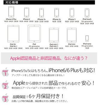���åץ�MFiǧ�ڼ��������2.1AiPad�б�iPhone6iPhone6PlusiPhone5s/5c/5��®���š�MAJ2-1��