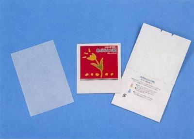 あぶらとり紙 チューリップ N 10枚入 白紙 【ご注文単位 800個】