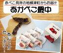 お土産 お菓子 ギフト 最中 あかべこ最中 福島 会津 柳津