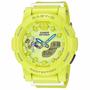 ■CASIO[カシオ] Baby-G【BGA-185 ~for running~】イエロー BGA-185-9AJF【_包装選択】【05P03Sep16】 ※20%OFF
