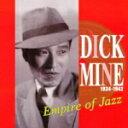 送料無料■ディック・ミネ 2CD【Empire of Jazz】11/11/23発売【楽ギフ_包装選択】【05P03Sep16】