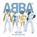 送料無料■ABBA 2CD【ABBA 40/40〜ベスト・セレクション】14/3/26発売【楽ギフ_包装選択】【05P03Sep16】