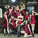 Type-B★DVD付■predia CD+DVD15/8/26発売