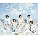 【オリコン加盟店】■通常盤■嵐 CD【One Love】08/06/25発売[代引不可] 【ギフト不可】