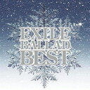 【期間限定】20%OFF■EXILE CD+DVD 【EXILE BALLAD BEST】08/12/3発売