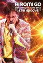 """【オリコン加盟店】送料無料■郷ひろみ DVD【HIROMI GO DISCOTHEQUE TOUR 2013 """"LET'S GROOVE""""】13/12/4発売【楽ギフ_包装選択】"""