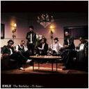 ■B2ポスター(BEST)プレゼント(希望者)■EXILE CD+DVD【The Birthday~Ti Amo~】08/9/24発売