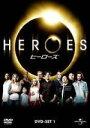 ■海外ドラマ DVD【HEROES/ヒーローズ シーズン1 DVD-SET 1】09/9/18発売【楽ギフ_包装選択】【05P03Sep16】