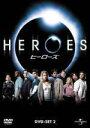■海外ドラマ DVD【HEROES/ヒーローズ シーズン1 DVD-SET 2】09/9/18発売【楽ギフ_包装選択】【05P03Sep16】