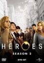 ■海外ドラマ DVD【HEROES/ヒーローズ シーズン2 DVD-SET】09/9/18発売【楽ギフ_包装選択】【05P03Sep16】