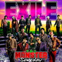 "即納!★ポスター付(希望者・絵柄は""ENTERTAINMENT BEST"")■EXILE CD+DVD【THE MONSTER~Someday~】09/4/15発売"
