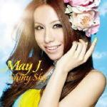 【オリコン加盟店】■ジャケA■May J. CD+DVD【Shiny Sky】10/6/9発売【楽ギフ_包装選択】