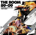 ■THE BOOM CD【89-09 THE BOOM COLLECTION 1989-2009】09/5/20発売