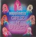 ●送料無料■Happiness CD+DVD【GIRLZ N' EFFECT】16/10/12発売【楽ギフ_包装選択】