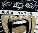 ★デジパック仕様■the HIATUS CD【Insomnia】09/11/18発売