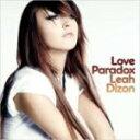 ■通常盤■リア・ディゾン CD【Love Paradox】 08/3/26発売 画像