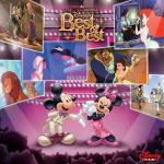 免費送貨 ♦ 五.A.CD 迪士尼讀者選擇了迪士尼的最好的最好的 Tokyo Disney Resort (R) 開放 30 周年紀念版 13 / 8 / 21 發佈 [有趣的禮物 _ 包選項] [05P03Sep16]