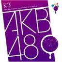 ■送料無料■AKB48 CD【チームK 3rd Stage「脳内パラダイス」】07/3/7【smtb-td】
