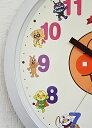 ■リズム時計正規品[RHYTHM]【アンパンマン】掛時計集合 4KG713-M19 [代引不可]【楽ギフ_包装選択】