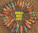 ショッピングhitomi 【オリコン加盟店】■hitomi CD【WORLD! WIDE! LOVE!】09/5/20発売【楽ギフ_包装選択】