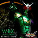 ■上木彩矢 w TAKUYA CD【W-B-X〜W Boiled Extreme〜】09/11/11発売【楽ギフ_包装選択】