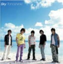 ■送料120円■東方神起 CD+DVD【sky】初回盤'06/8/16発売