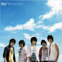 ■送料120円■東方神起 CD【sky】通常盤 '06/8/16初回限定同梱特典