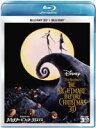 ■ディズニー Blu-ray3D+Blu-ray【ナイトメアー・ビフォア・クリスマス 3Dセット】11/10/19発売【楽ギフ_包装選択】【05P03Sep16】