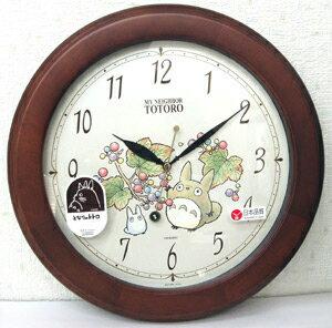 30%オフ■クオーツ掛時計【となりのトトロM690A】4KG690MA06 [代引不可]【楽ギフ_包装選択】