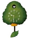 ■リズム時計木製鳩時計【グレイスカッコー 413R】4MJ413RH05【楽ギフ包装選択】