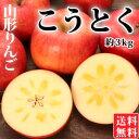 山形りんご こうとく 約3kg(09-J)