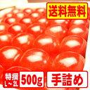 食品 - 【送料無料】山形産さくらんぼ紅秀峰500g化粧箱【L〜2L】特選 05P03Sep16