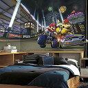 ショッピングマリオカート 【中古】【輸入品・未使用】RoomMates 任天堂 - マリオカート8 取り外し可能な壁画 - 10フィートX 6フィート マルチカラー