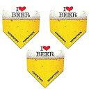 【中古】【輸入品・未使用】Art Attack Harrows Marathon I Love Heart Beer & Darts 100ミクロン 超強力ダーツフライト 9パック