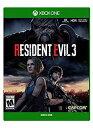 【中古】【輸入品・未使用】Resident Evil 3(輸入版:北米)- XboxOne