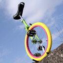黄色が可愛い♪[Kettler]カラフルな子供用20インチ一輪車