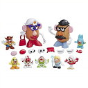 RoomClip商品情報 - トイストーリー 4 Mr.POTATO HEAD ミスターポテトヘッド 61ピース以上のパーツ付き Toy Story 4 Andy's Playroom Potato Pack PLAYSKOOL/ポテトパック/ディズニー/ クリスマス/フィギュア/人形/ハスブロ