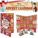 ディズニー ストーリーブックコレクション 2020年 アドベントカレンダー 英語絵本24冊入り Disney Storybook Collection 2020 Advent Calendar /キャラクター/クリスマス/誕生日/カウントダウン