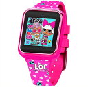 【L.O.L Surprise /L.O.L サプライズ 】 キッズ スマートウォッチ タッチスクリーン BFFS LOL4264 Interactive Kids Smartwatch /おもちゃ/時計/カメラ/自撮り/セルフィー/女の子用/プレゼント/lolサプライズ