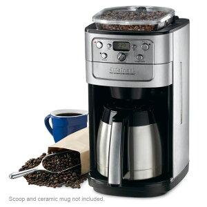 クイジナート コーヒー メーカー グラインダー タイマー ステンレス