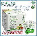 【Pyure ピューレ】オーガニック ステビア スウィートナー 【カロリーゼロ シュガーゼロ】300