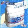 【ライオン トップ】SUPER NANOX ナノックス 4kg スーパーナノックス洗濯/液体/濃縮/業務用