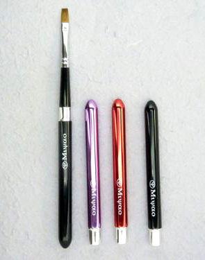 【名入無料】宮尾産業 熊野化粧筆(熊野筆・メイク...の商品画像