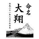 命名 内祝 出産 記念 出産祝い 名入れ プレゼント 富士山 ビールジョッキ グラス 御祝 男の子