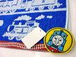 メール便OK●きかんしゃトーマスとなかまたち シルエット(濃ブルー)ジュニアバスタオル約40×110cm ★2016 /2色展開/水遊び/プール/浮き輪/プールバッグ/幼稚園保育園学校/ 532P26Feb16