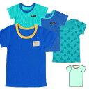 男の子 サイズ肌着半袖インナー半袖Tシャツ(U首)綿100%  02P03Dec16