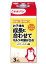 【チュチュベビー】チュチュシリコーン乳首3P スリムタイプ乳首(シリコン)  02P03Dec16