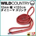 【DM便なら送料130円】軽くて丈夫な新素材ダイニーマの登山用シュリンゲ120cm