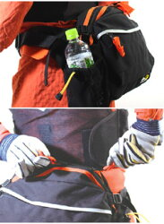 MOUNTAINSMITH(マウンテンスミス)レスキューバッグ【ボディバッグ】【ウエストバッグ】【ランバーバッグ】【消防】【救助】【登山】【レジャー】【キャンプ】【サイクリング】(DM便不可)