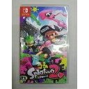 中古/送料無料 Splatoon 2 スプラトゥーン2 Nintendo Switch 任天堂ソフト ニンテンドースイッチ